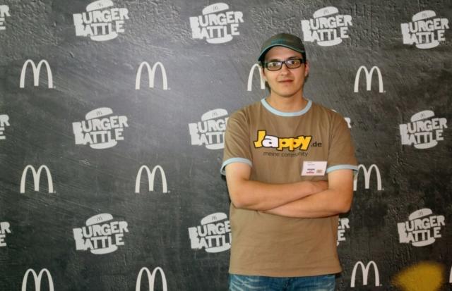 Burger Battle McDonald's - München