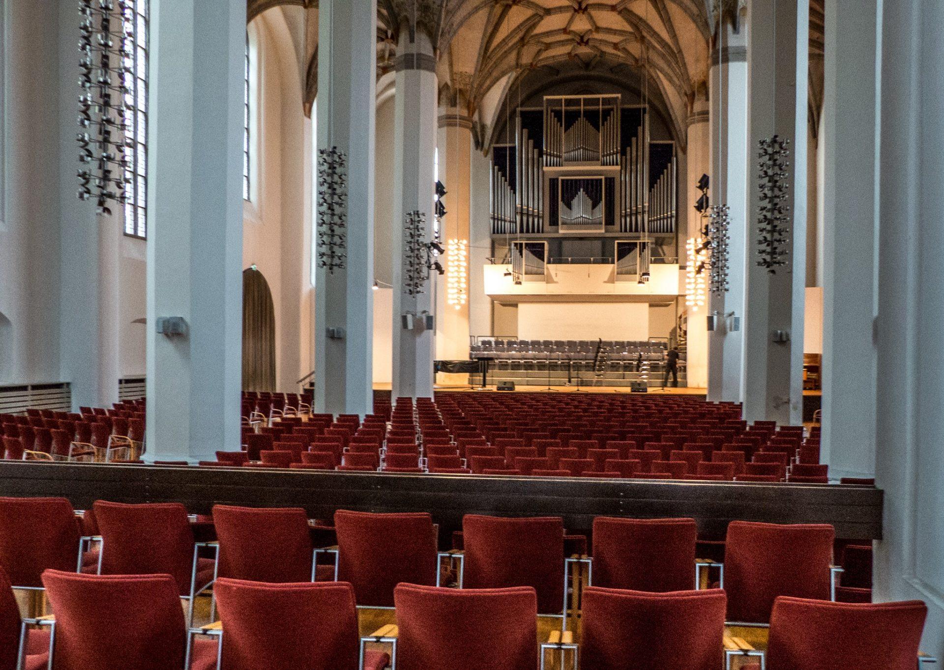 Konzerthalle - Carl Philipp Emanuel Bach - Frankfurt (Oder)