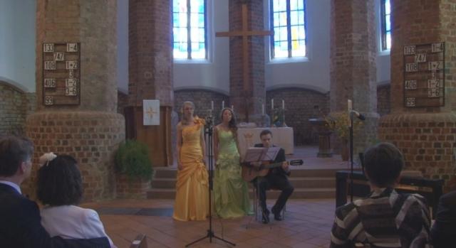 Konzert - Nikolaikirche - Fürstenberg
