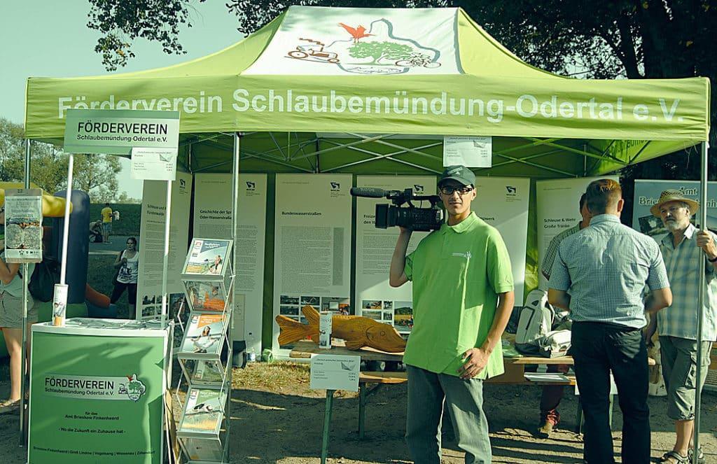 Förderverein Schlaubemündung Odertal - Brieskow Finkenheerd