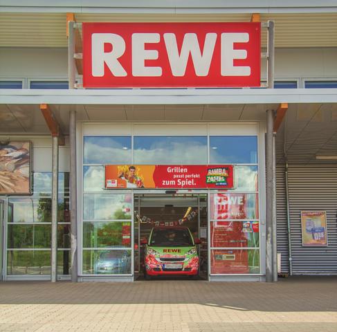 Imagefilm - Rewe