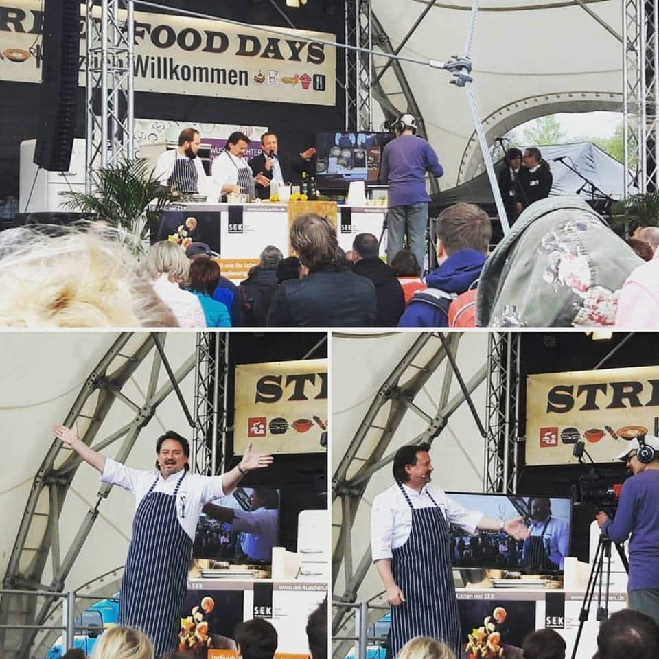 Street Food Days - Kameramann