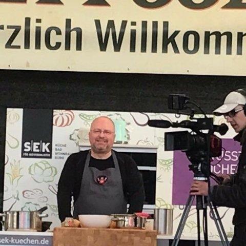 Street Food Days Kameramann
