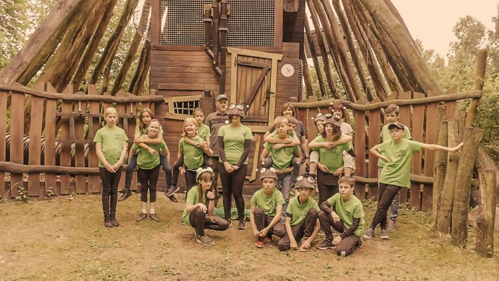 Waldschule Müllrose Kinderprojekt