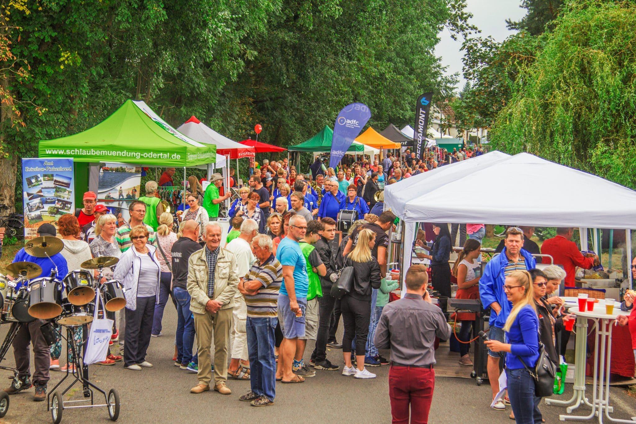 Sommerfest in Aurith und Urad